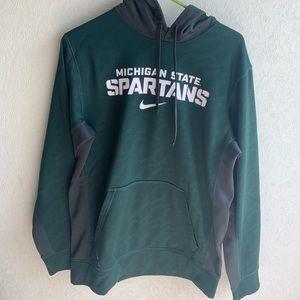 Michigan State Nike Hoodie